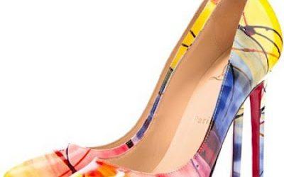Fashion – Christian Louboutin Spring Summer 2012 CHRISTIAN LOUBOUTIN SPRING SUMMER 2012 16 400x250