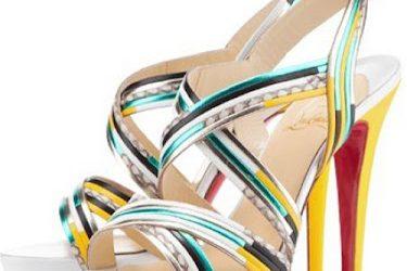 Fashion – Christian Louboutin Spring Summer 2012 CHRISTIAN LOUBOUTIN SPRING SUMMER 2012 21 375x250
