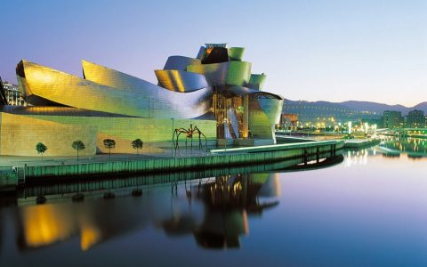 Guggenheim Bilbao museums Meet The 5 Imposing Guggenheim Museums of the World Guggenheim e1339584769719 480x300