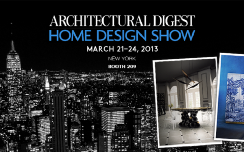 """Coming close to Architectural Digest home show that will take place from 21-24 March in New York. Meet the novelties Boca do Lobo has to show.""  Boca do Lobo: exhibitor at Architectural Digest Home Show home design show boca do lobo 480x300"
