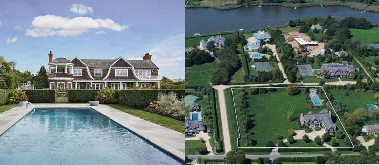 """""""Jennifer Lopez just bought a new $10 million house in the Hamptons, a chic 3-acre spread in Water Mill, NY. Hamptons beach house is perfectly private.""""  Jennifer Lopez new luxury house in the Hamptons jennifer lopez buys in the hamptons 6 740x323"""