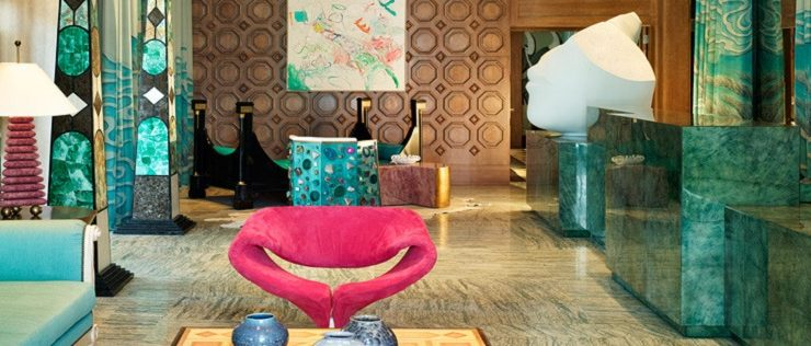 """""""Meet the best luxury hotels designers, the heads behind the amazing interiors that makes each hotel a luxury place for a good and comfortable holidays."""" luxury hotels The best luxury hotels designers viceroy miami 1 740x316"""