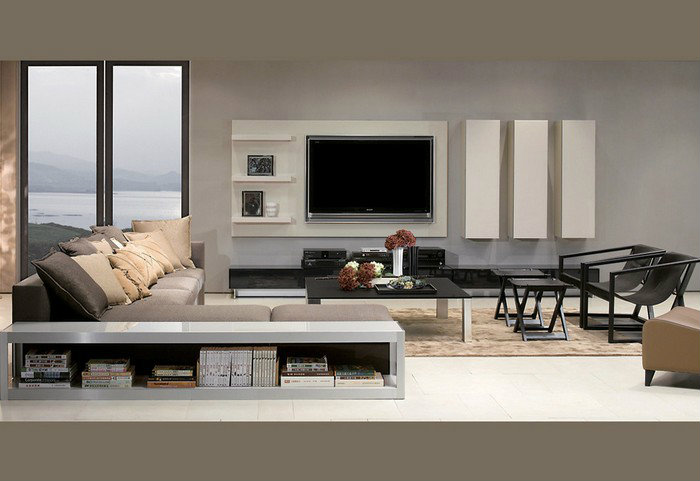 Living Room Furniture For An Urban Home, Urban Home Furniture