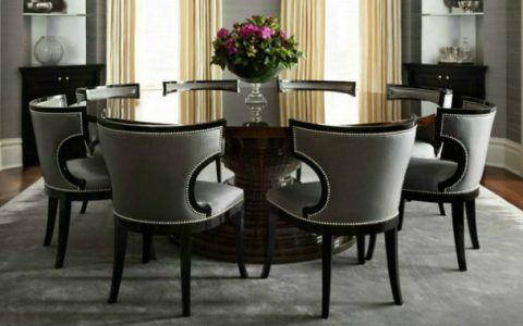 Round dining tables ideas and styles for sophisticated interiors ft4 480x300