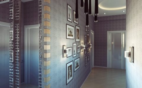 """If you need some suggestions on how to decorate your hallway, find great ideas here.""  Hallway lighting design ideas  Hallway lighting design ideas furniture i lobo you7 480x300"