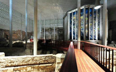 Peter Zumthor built Kolumba Museum on top of ruins 1281116982 18 custom 480x300