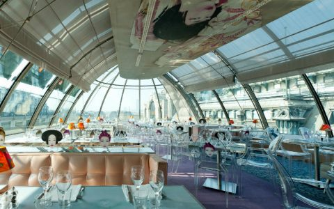 The Best Modern Restaurant Designs in Paris cover12 480x300