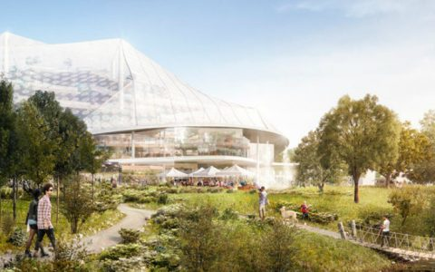 Google's Astounding New California Headquarters cover1 480x300