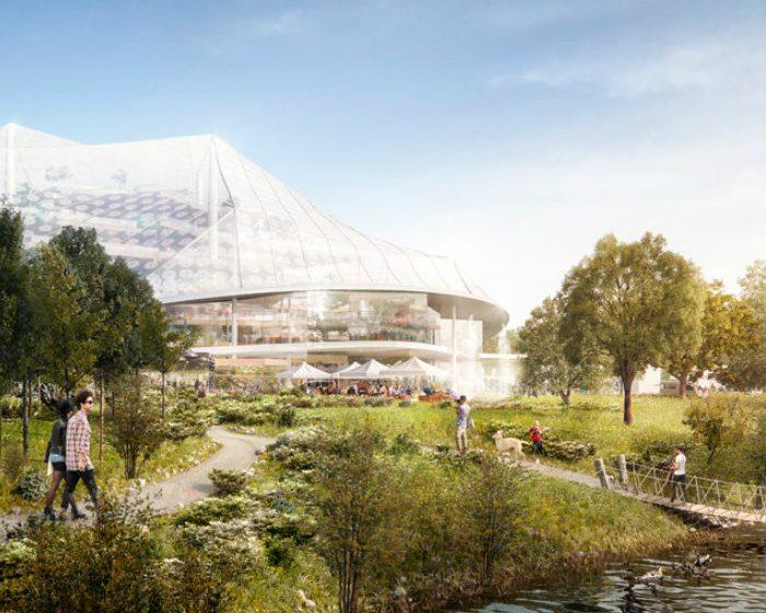 Google's Astounding New California Headquarters cover1 700x560