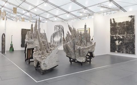 """""""While you will be in NY for the ICFF 2015, there are plenty of cool things you can do. The Frieze Art Fair will be happening from 14-17 May in NY"""""""