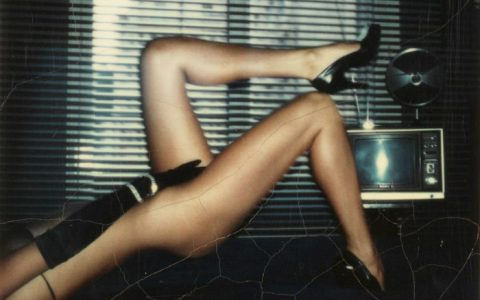 SENSUAL POLAROIDS BY HELMUT NEWTON cover6 480x300