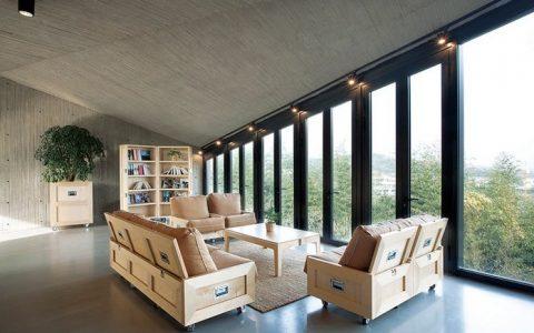 Ai Weiwei designs  Villa To Sifang Art Museum In China ai weiwei six room sifang art museum china designboom 01 818x508 480x300