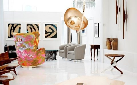 """""""Art furniture dealer and tastemaker Todd Merrill has launched a new gallery in Southampton that is opened since late June.""""  Art furniture at Todd Merrill Studio Art furniture at Todd Merrill Studio galleries i lobo you7 480x300"""