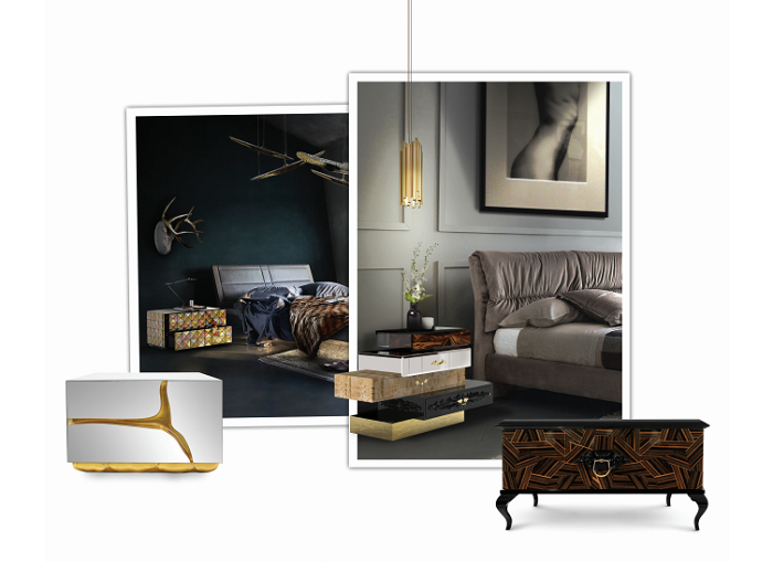 """""""Boca do Lobo latest collection is called the Master Bedroom collection, for now based on the already existing designs of the brand turned into luxury nightstands.""""  Luxury master bedroom collection by Boca do Lobo Luxury master bedroom collection by Boca do Lobo News2"""
