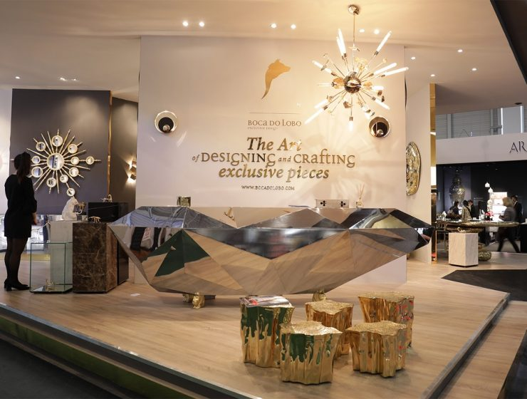 Maison et Objet2018 edition is still on until tomorrow, so you still have a chance to visit the novelties and see the trends for this year. maison et objet Boca do Lobo novelties at Maison et Objet 2018 1Boca do Lobo novelties at Maison et Objet 2018 furniture I Lobo you 740x560
