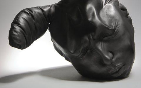 contemporary art I Lobo You Art Issue: The Best of Contemporary Art 3 Samuel Salcedo   s Creepy Face Sculptures2 1 480x300
