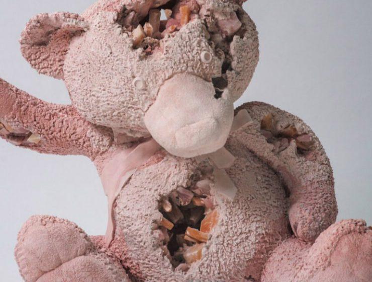 daniel arsham Discover Daniel Arsham's Contemporary Art cover 3 740x560