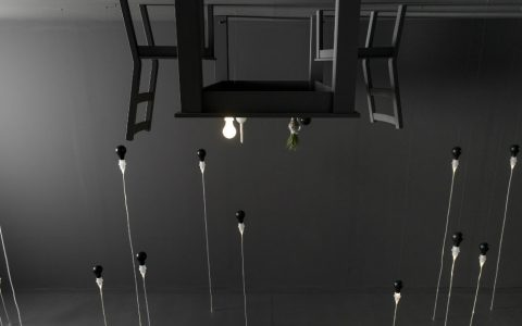 art furniture The Inverted Room: Art Furniture Series By Foscarini X James Wines cover 5 480x300