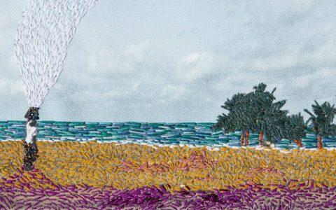 modern art Modern Art: Embroidered Photographs By Joana Choumali feafture 480x300