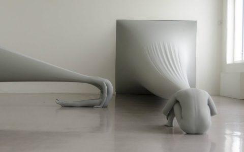 sculpture art Malin Bülow's Large-Scale Performative Sculpture Art feature image 1 480x300