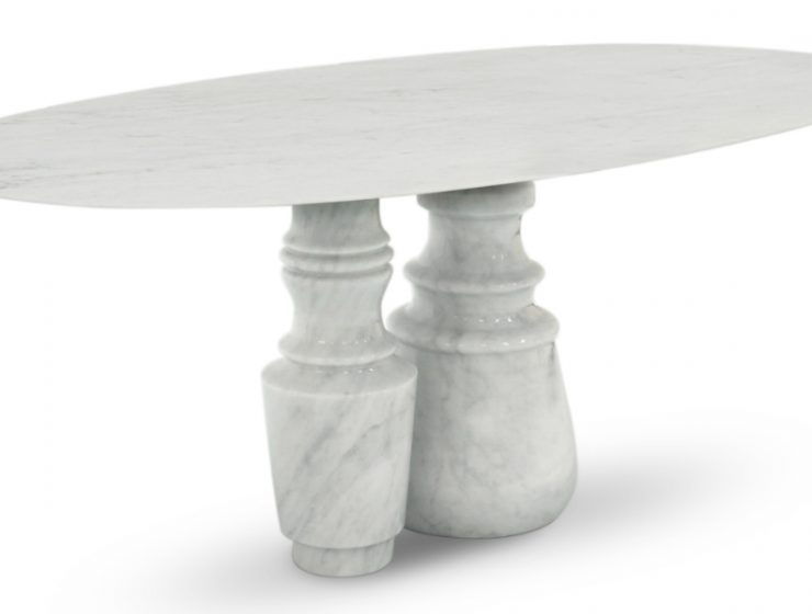modern design Pietra Tables: Marble-ous Modern Design Creations feature 15 740x560