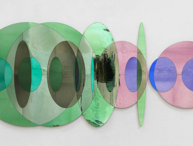 olafur eliasson Olafur Eliasson's New Kaleidoscope-Colored Glass Art Eliasson   s New Kaleidoscope Colored Glass Art feature 740x560
