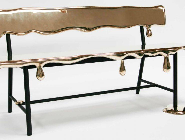 art furniture Reinier Bosch's Dripping Art Furniture Reinier Bosch   s Dripping Furniture feature 740x560