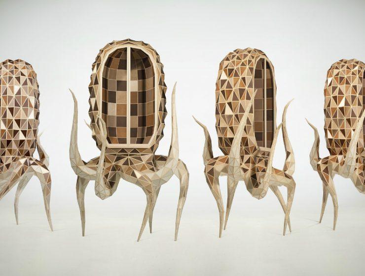 art furniture Find Out Jasser Studio's Incredibly Geometric Art Furniture Find Out Jasser Studios Incredibly Geometric Furniture feature 740x560