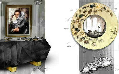 art furniture Get Ready For Halloween – Art Furniture for Your Spooky Home Design Get Ready For Halloween Furniture for Your Spooky Home Design feature 480x300