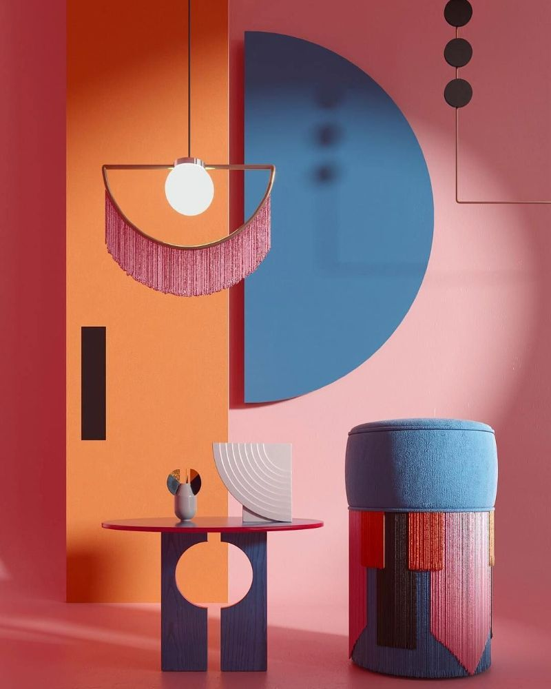A Neocubism Invasion Inside Your Artsy Home Design home design A Neocubism Invasion Inside Your Artsy Home Design A Neocubism Invasion Inside Your Artsy Home 4