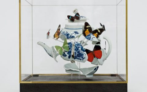 modern art Discarded Ceramic Transformed Into Modern Art by Bouke de Vries Discarded Ceramic Transformed Into Furniture by Bouke de Vries feature 480x300