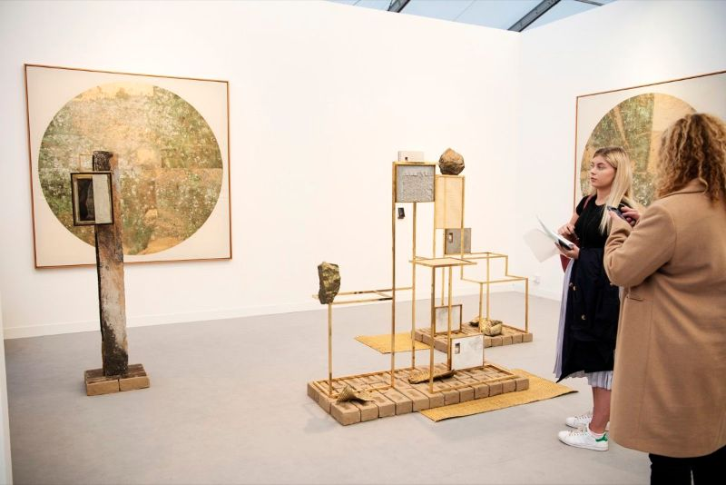 Frieze London 2019, A Design Event That Features The Leading Galleries frieze london Frieze London 2019, A Design Event That Features The Leading Galleries FriezeLondon 2019 An Event That Features The Leading Galleries 10