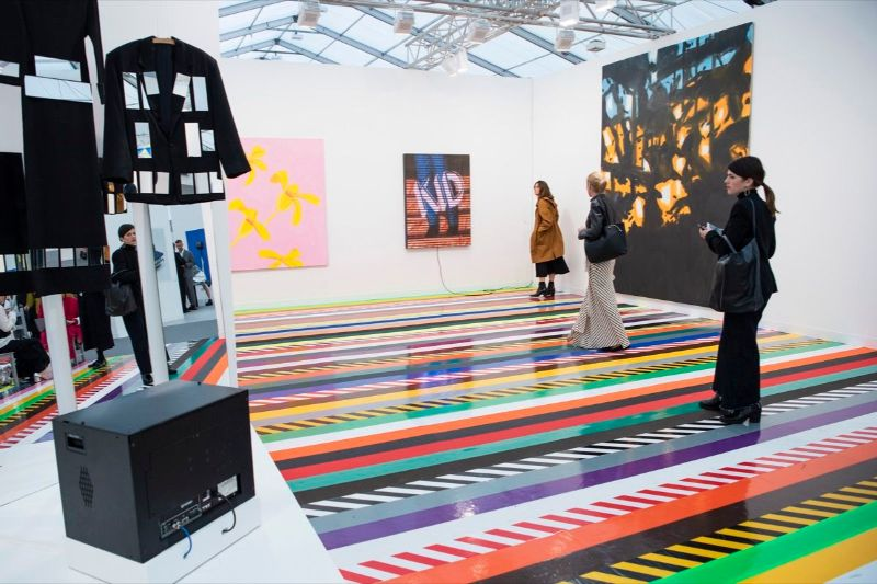 Frieze London 2019, A Design Event That Features The Leading Galleries frieze london Frieze London 2019, A Design Event That Features The Leading Galleries FriezeLondon 2019 An Event That Features The Leading Galleries 4