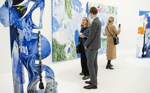 frieze london Frieze London 2019, A Design Event That Features The Leading Galleries FriezeLondon 2019 An Event That Features The Leading Galleries feature 480x300