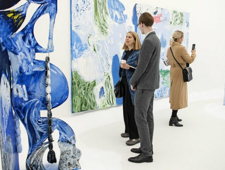 frieze london Frieze London 2019, A Design Event That Features The Leading Galleries FriezeLondon 2019 An Event That Features The Leading Galleries feature 740x560