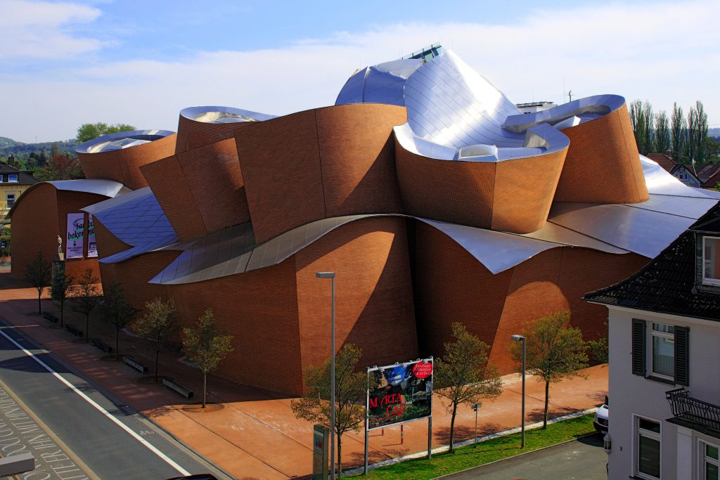 The 15 Most Spectacular Architecture Art by Frank Gehry frank gehry The 15 Most Spectacular Architecture Art by Frank Gehry The 15 Most Spectacular Architecture by FrankGehry 4 1024x683