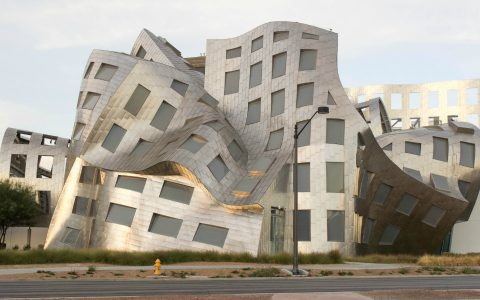 frank gehry The 15 Most Spectacular Architecture Art by Frank Gehry The 15 Most Spectacular Architecture by FrankGehry feature 480x300