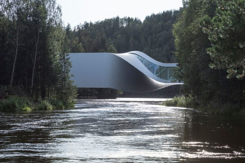 Twisted Architecture Art - Is This A New Gallery or Bridge? architecture art Twisted Architecture Art – Is This A New Gallery or Bridge? Twisted Architecture Art Is This A New Gallery or Bridge 9
