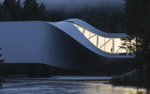 architecture art Twisted Architecture Art – Is This A New Gallery or Bridge? Twisted Architecture Art Is This A New Gallery or Bridge feature 480x300
