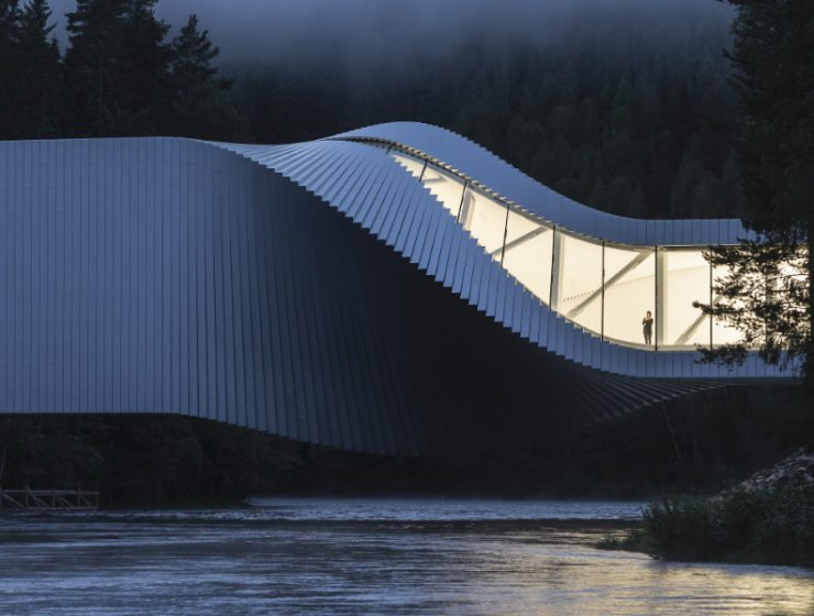 architecture art Twisted Architecture Art – Is This A New Gallery or Bridge? Twisted Architecture Art Is This A New Gallery or Bridge feature 740x560 homepage Homepage Twisted Architecture Art Is This A New Gallery or Bridge feature 740x560
