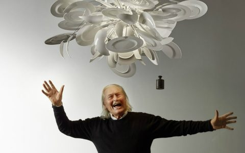 "ingo maurer Reminiscing ""Poet Of Light"" Ingo Maurer's Pioneering Ideas In Design feature 480x300"