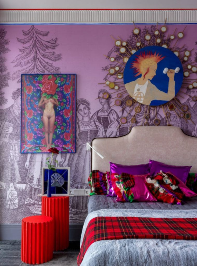 A Pink-ish Abode - Modern Design with A Russian Character modern design A Pink-ish Abode – Modern Design with A Russian Character A Pink ish Abode Design with A Russian Character 5 759x1024