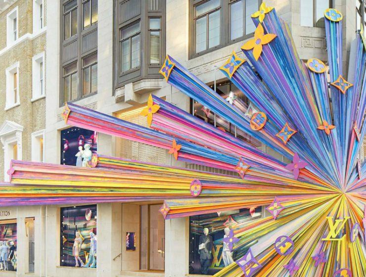 peter marino Explosive Modern Art – Peter Marino and Louis Vuitton Take London An Explosive Modern Art featur 740x560