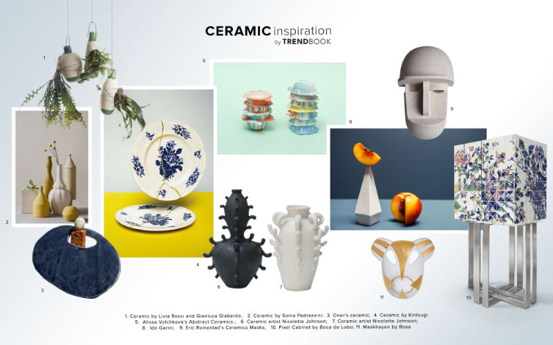 Ceramic Inspiration For Your Modern Art Interior modern art Inspiring Materials – Ceramic Modern Art For Your Interior Design Ceramic Inspiration For Your Modern Interior