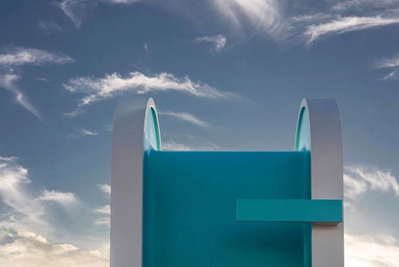 A Bent Pool Art Sculpture Serves As Landmark During Miami Art Week 2019 art sculpture A Bent Pool Art Sculpture Serves As Landmark During Miami Art Week 2019 A Bent Pool Sculpture Serves As Landmark During Miami Art Week 2019 10