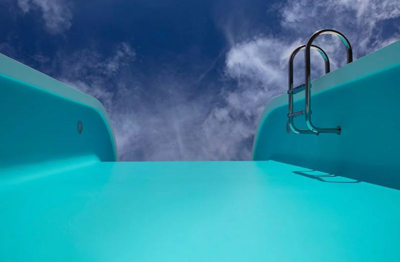 A Bent Pool Art Sculpture Serves As Landmark During Miami Art Week 2019 art sculpture A Bent Pool Art Sculpture Serves As Landmark During Miami Art Week 2019 A Bent Pool Sculpture Serves As Landmark During Miami Art Week 2019 3