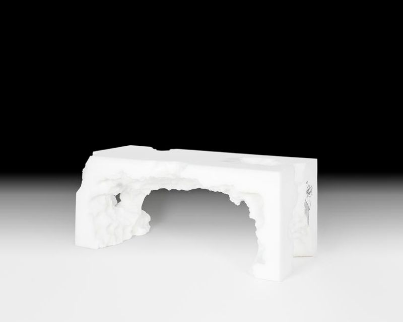A Cabinet of Curiosities: Daniel Arsham's Installation at Design Miami daniel arsham A Cabinet of Curiosities: Daniel Arsham's Installation at Design Miami A Cabinet of Curiosities DanielArshams Installation at DesignMiami 6