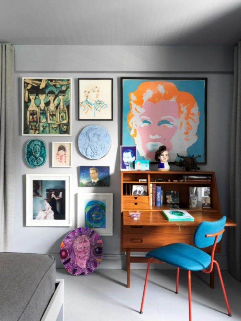 A Flamboyantly Colorful Home Design Like You've Never Seen Before