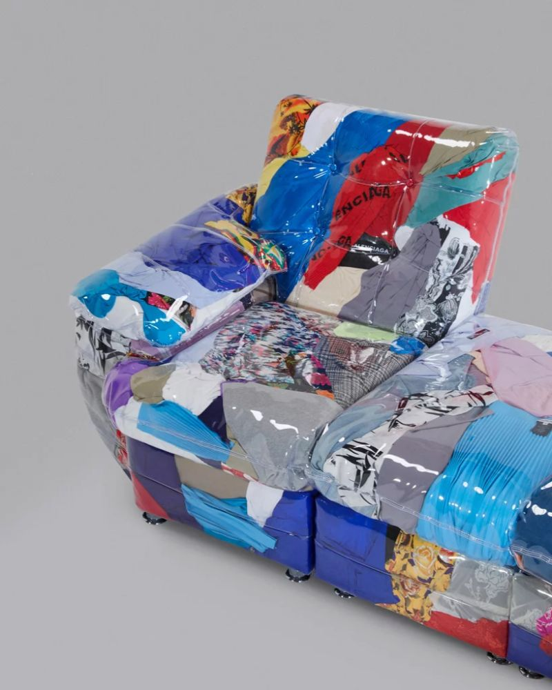 A See-Through Balenciaga Sofa Made For Design Miami 2019 design miami A See-Through Balenciaga Sofa Made For Design Miami 2019 A See Through Balenciaga Sofa Made For DesignMiami 2019 5