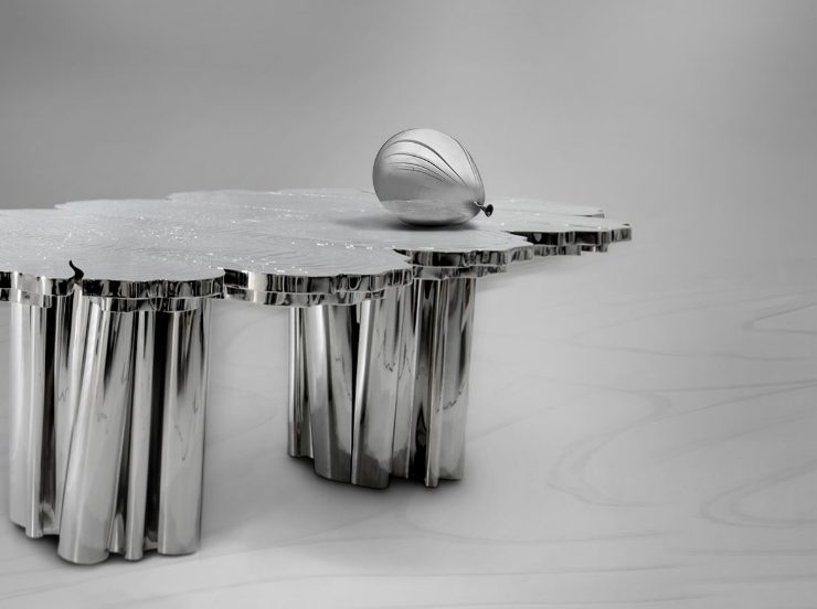 modern dining table The Fortune Telling Modern Dining Table For Your Holidays feature 2 740x552
